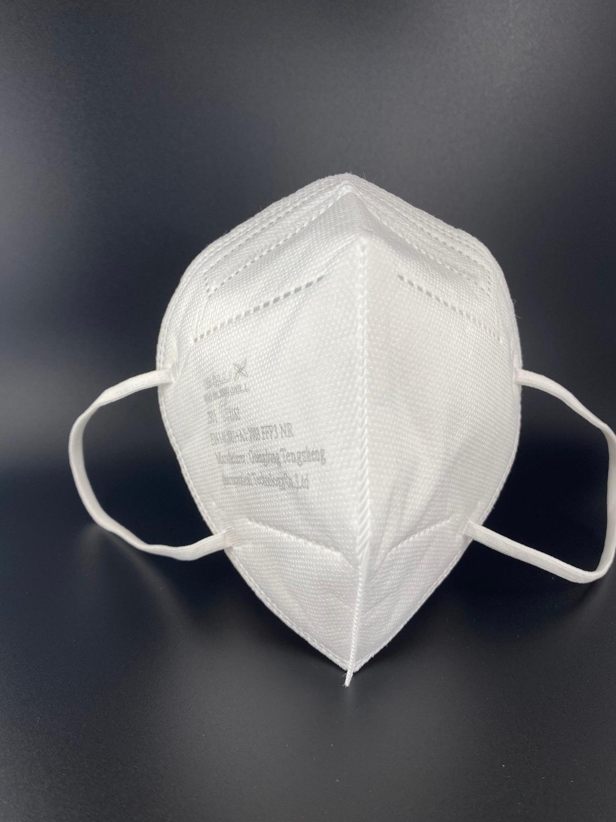 G&W Atemschutzmaske FFP3 *CE2163* ohne Ventil