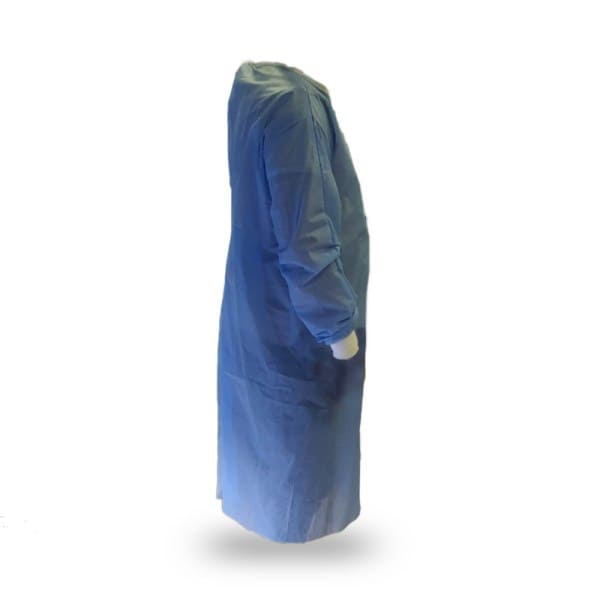 Brosis Schutzkittel Basic Plus Comfort - Material: PP - 40g/m²